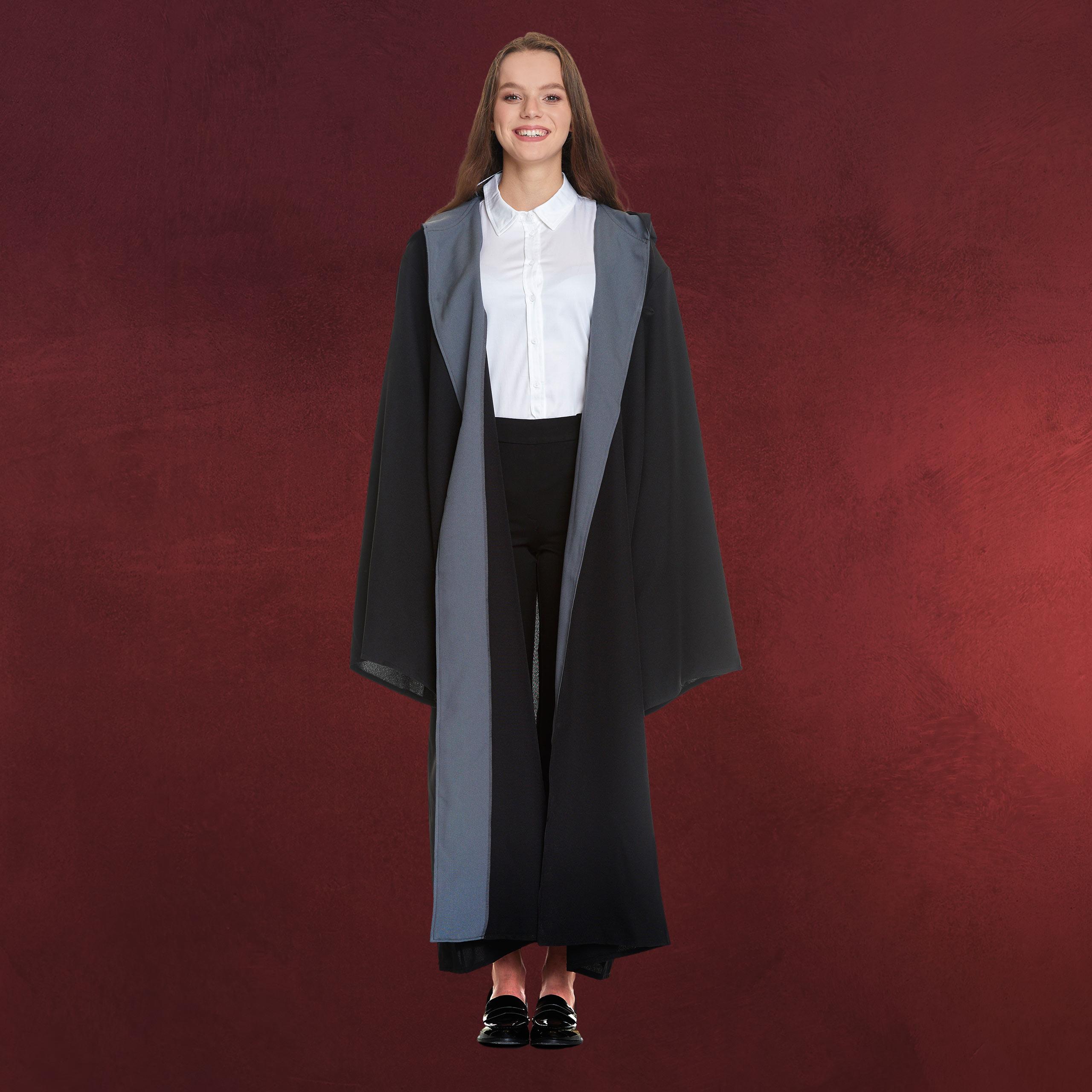Zauberer Kostum Robe Mit Kapuze Fur Harry Potter Fans Elbenwald
