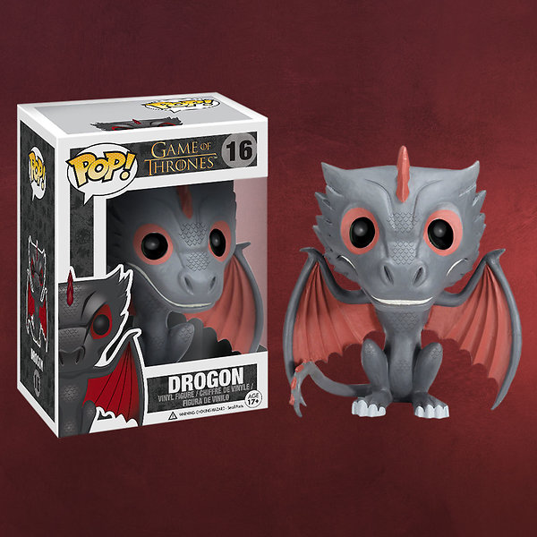 Game of Thrones - Drogon Mini-Figur