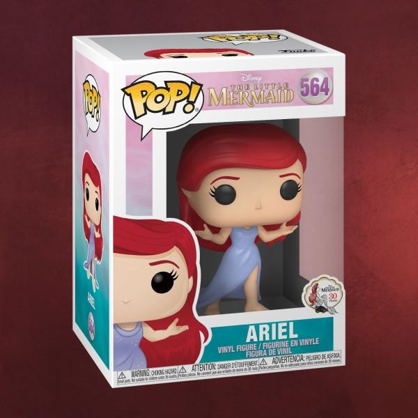 Arielle in Menschengestalt Funko Pop Figur