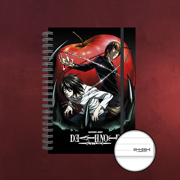 Death Note - Apple Notizbuch A5