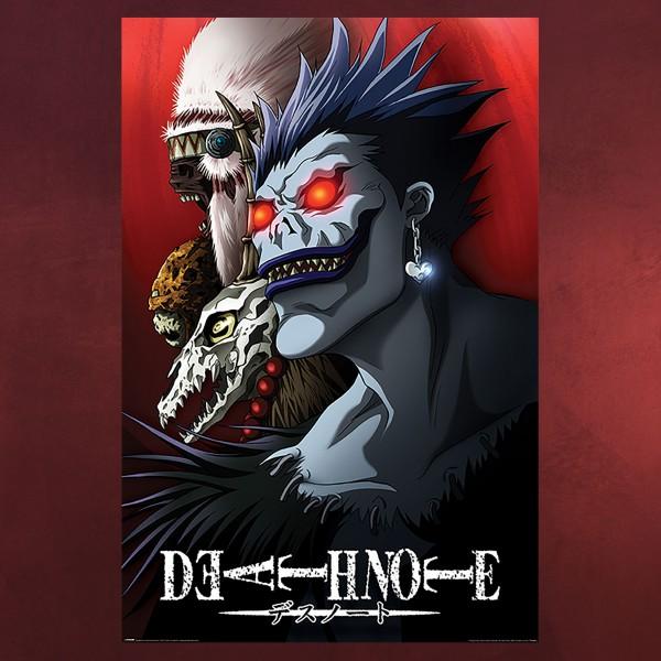 Death Note - Shinigami Maxi Poster
