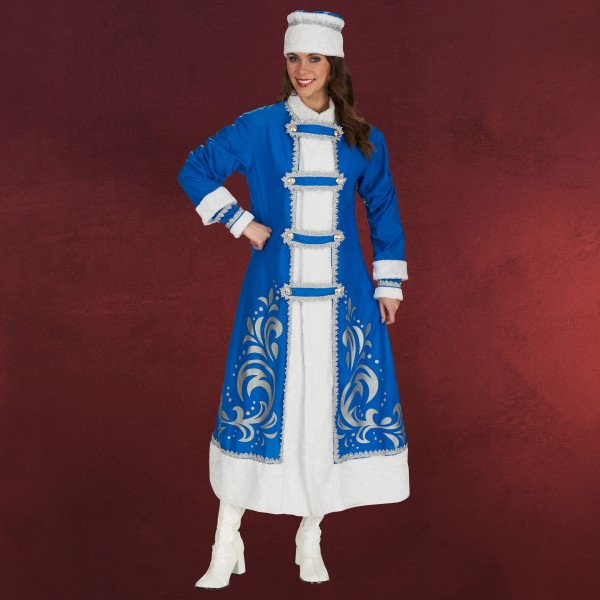 Zarin Mantel mit Mütze - Kostüm