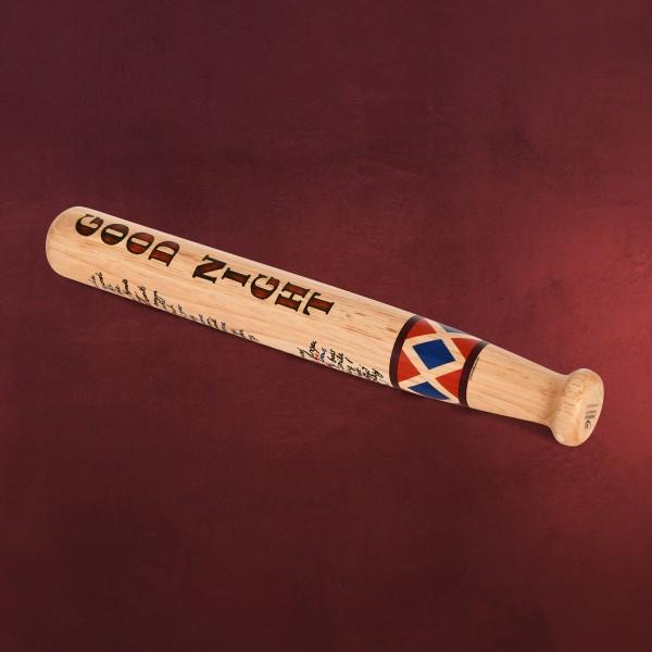 Harley Quinn Baseballschläger Nudelholz