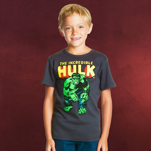 Hulk Kinder T-Shirt