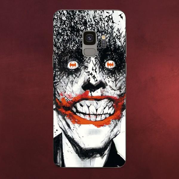 Joker - Face Samsung Galaxy S9 Handyhülle Silikon