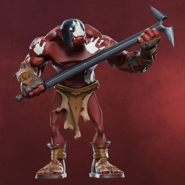 Herr der Ringe - Uruk-Hai Berserker Mini Epics Figur
