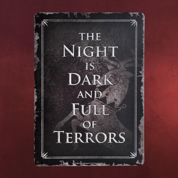 game of thrones dark terror schild elbenwald. Black Bedroom Furniture Sets. Home Design Ideas