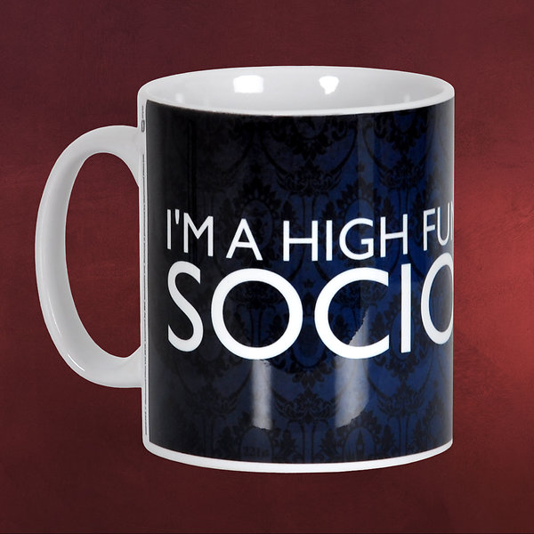 Sherlock - Sociopath Tasse