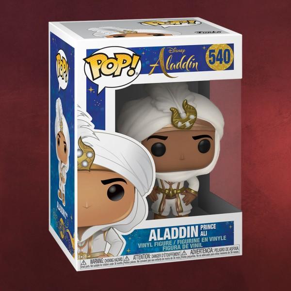 Aladdin Funko Pop Figur