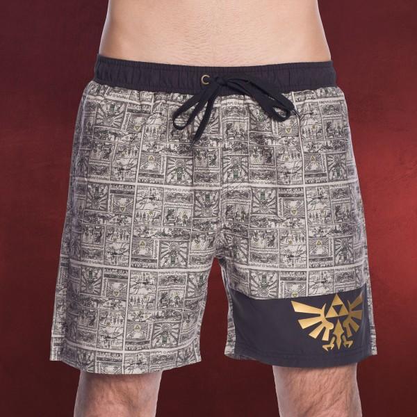 Zelda - Logo Shorts