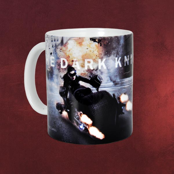 Catwoman - Batman The Dark Knight Rises Tasse
