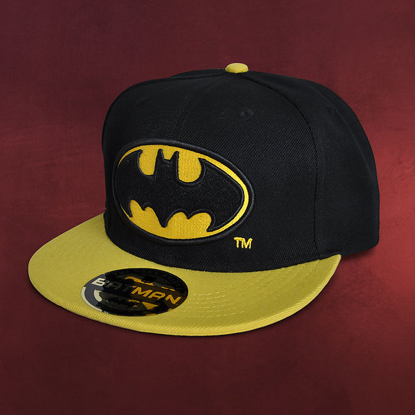 Batman - The Dark Knight Logo Snapback Cap