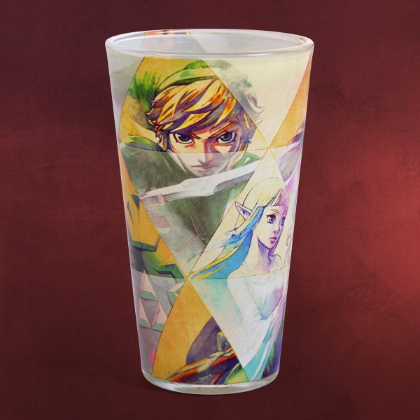 Zelda - Hyrule Farbwechsel Glas