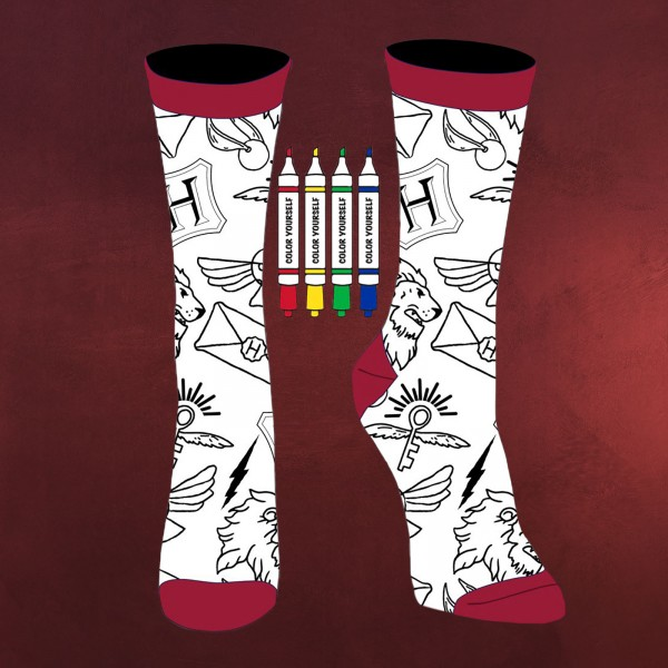 Harry Potter - Design Yourself Socken