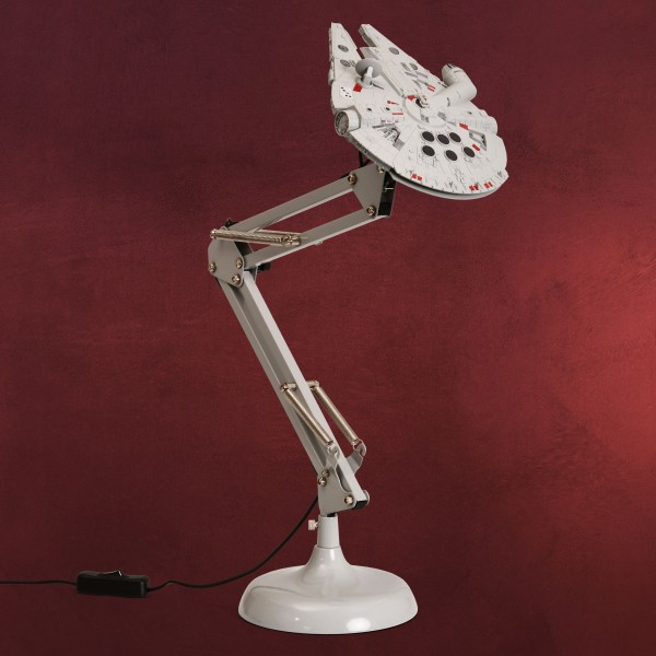 Star Wars - Millennium Falcon Tischlampe