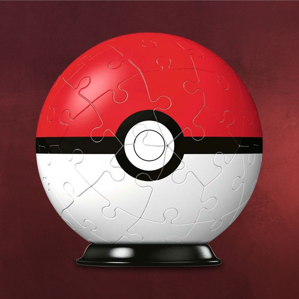 Pokemon - Pokeball 3D Puzzle-Ball