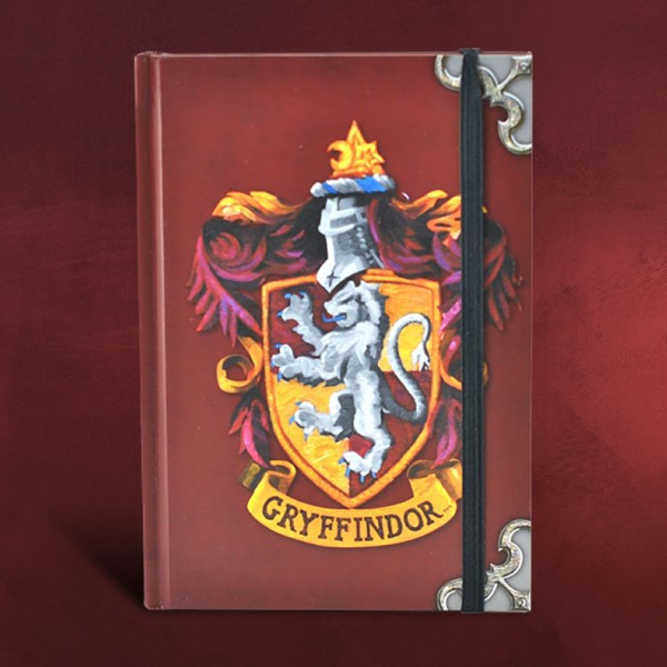 Gryffindor Notizbuch A6 - Harry Potter