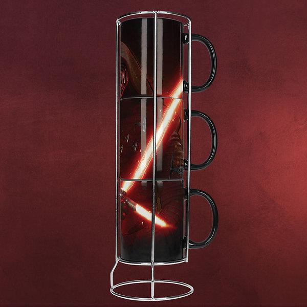 Star Wars - Kylo Ren Tassenset 3tlg.