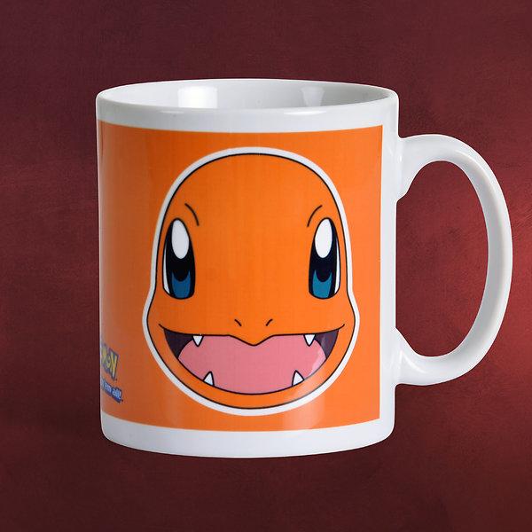 Pokemon - Glumanda Face Tasse