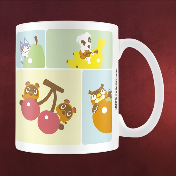 Animal Crossing - Characters Tasse