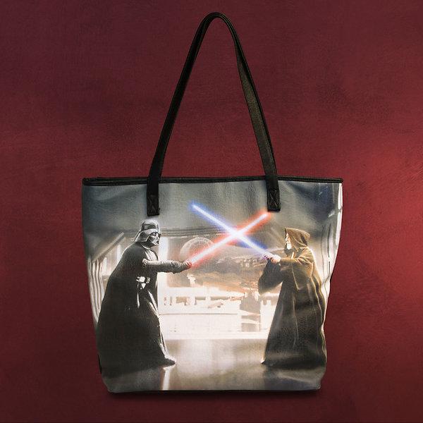 Star Wars - Darth Vader & Obi Wan Shopper Tasche