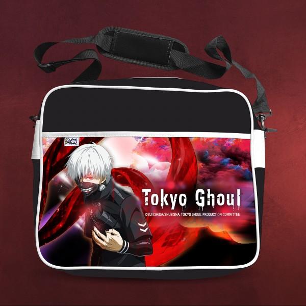 Tokyo Ghoul - Kaneki Ghoul Tasche schwarz