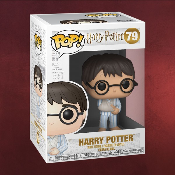 Harry Potter im Krankenflügel - Funko Pop Figur