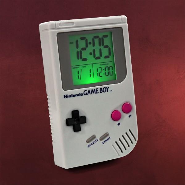 Nintendo - Game Boy Wecker