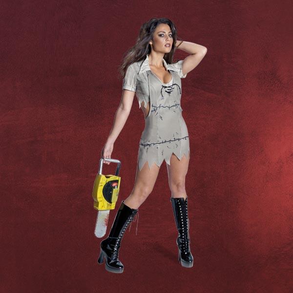 Miss Leatherface - Damenkostüm