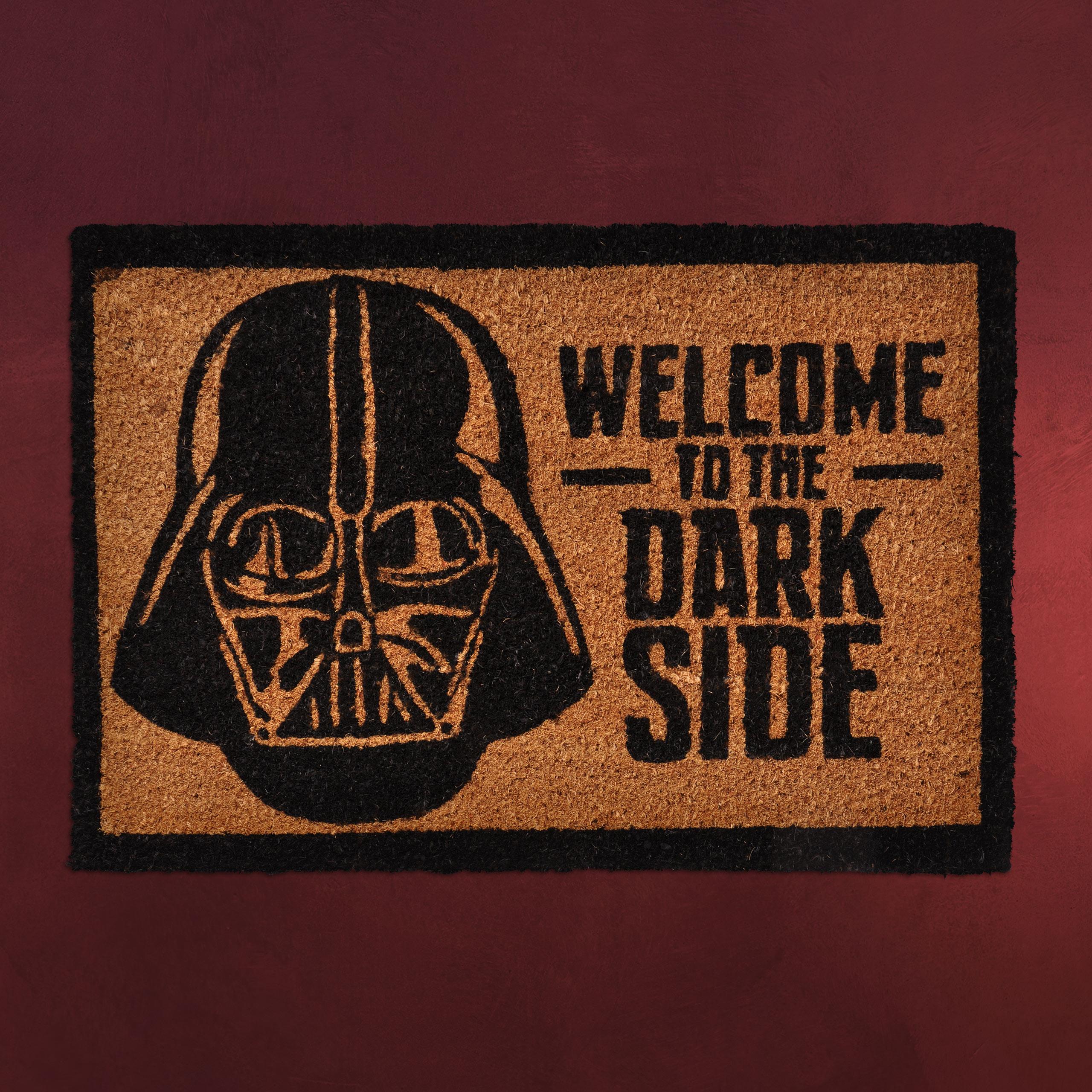 60x40cm Darth Vader Willkommen Fußmatte Türmatte Star Wars #99289