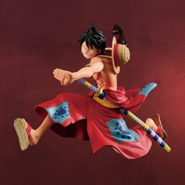 One Piece - Monkey D. Ruffy Figur 14cm