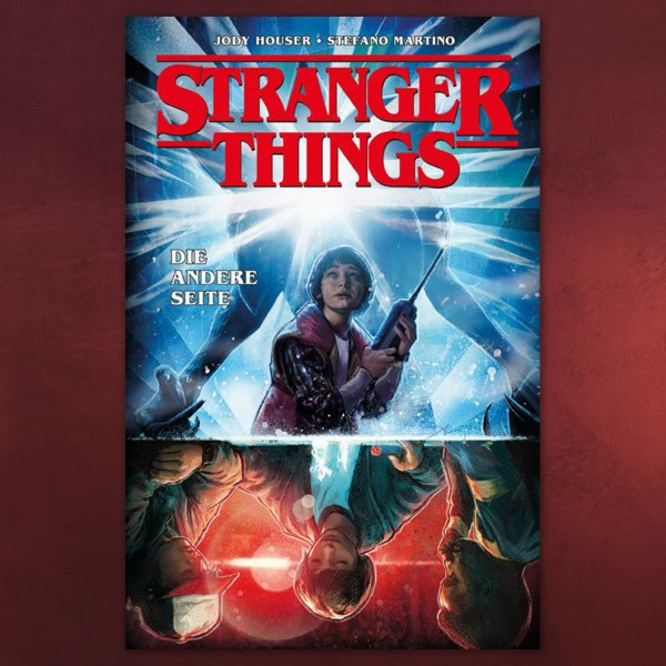 Stranger Things - Die andere Seite Comic Band 1