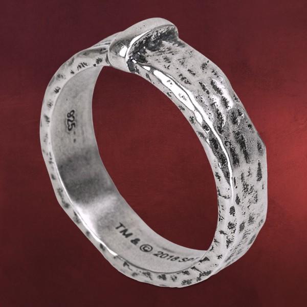 Outlander - Claire's Ehering 925er Silber