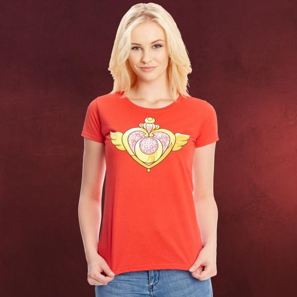 Sailor Moon - Jewel Heart Girlie Shirt