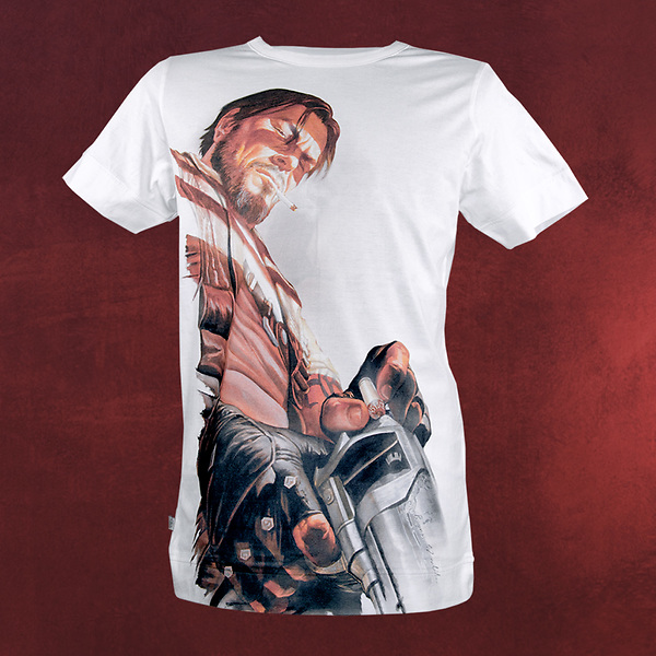 StarCraft - Jim Raynor Deluxe T-Shirt