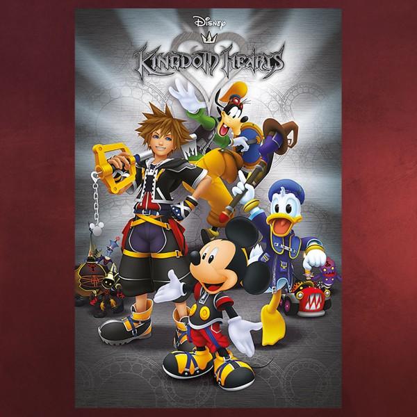 Kingdom Hearts- Classic Maxi Poster