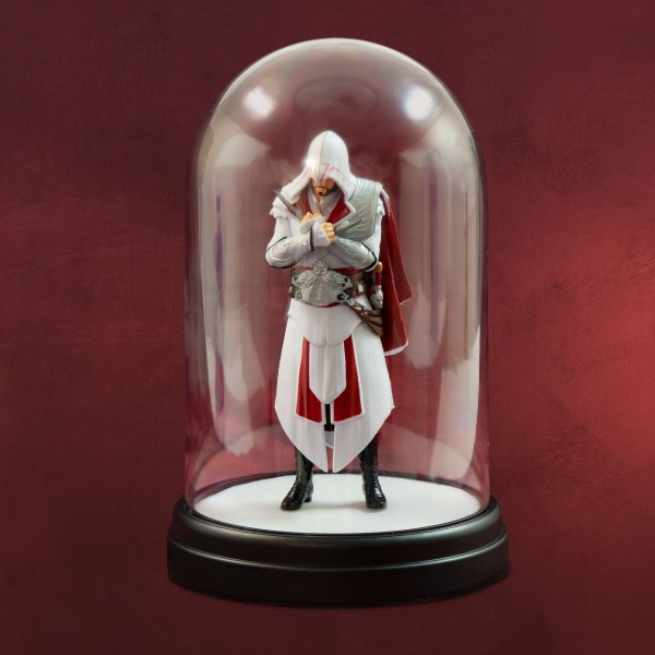 Assassins Creed - Ezio Tischlampe