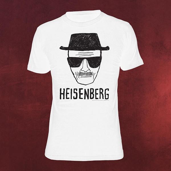Breaking Bad - Master Heisenberg T-Shirt