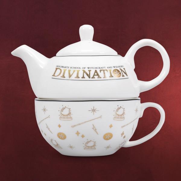 Harry Potter - Wahrsagen Teekanne mit Tasse