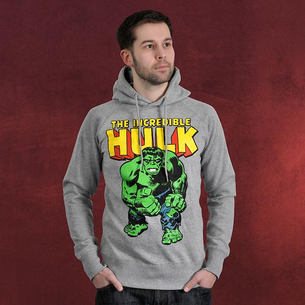 Hulk Hoodie Deluxe