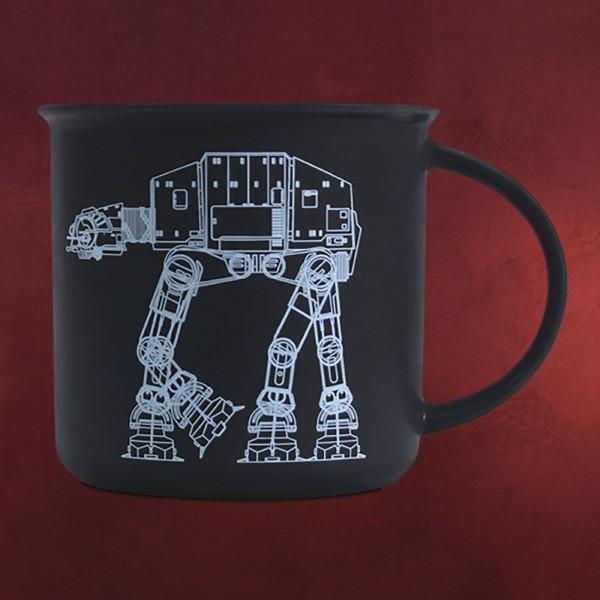 Star Wars - AT-AT Walker Sketch Vintage Tasse