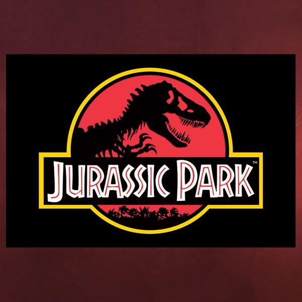Jurassic Park - Classic Logo Maxi Poster