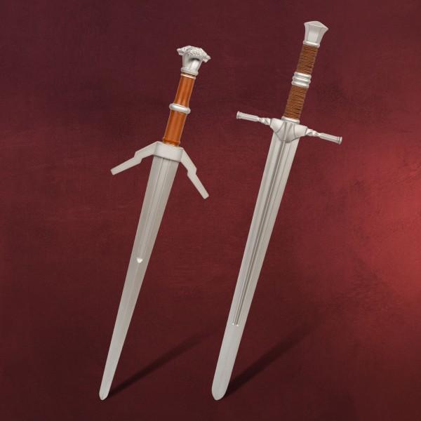 Witcher - Steel & Silver LARP Polsterwaffen Set