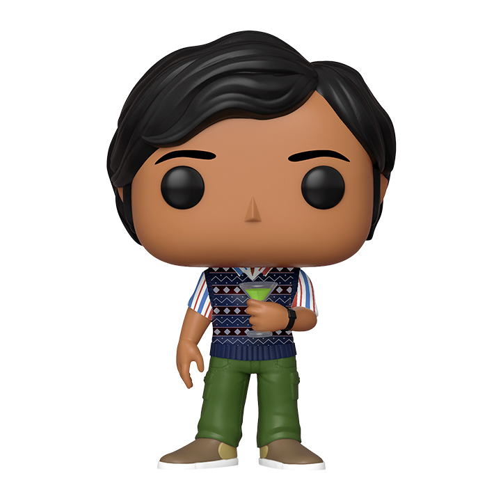 Big Bang Theory - Raj Koothrappali Funko Pop Figur