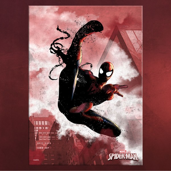 Spider-Man Metall Poster