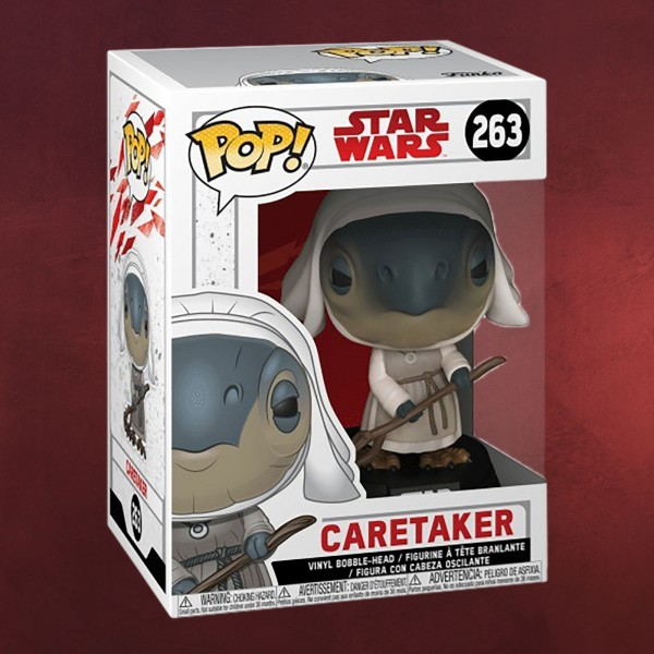 Star Wars - Caretaker Funko Pop Wackelkopf-Figur