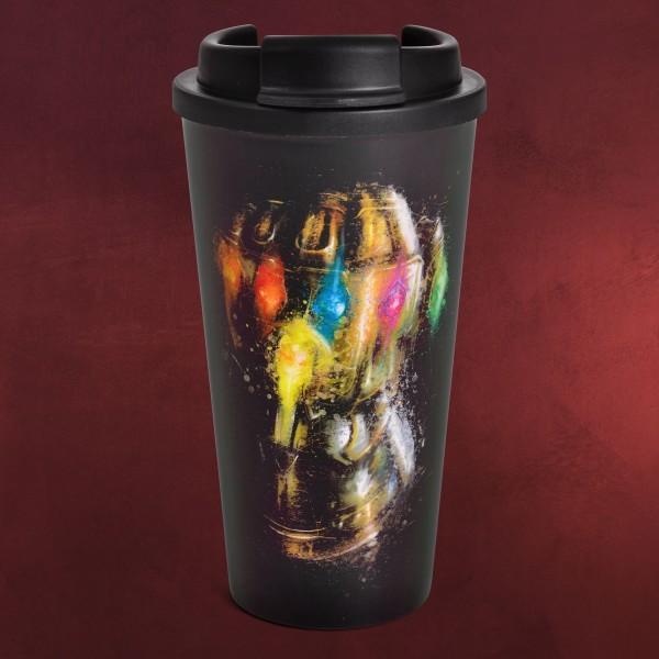 Avengers - Infinity Gauntlet To Go Becher