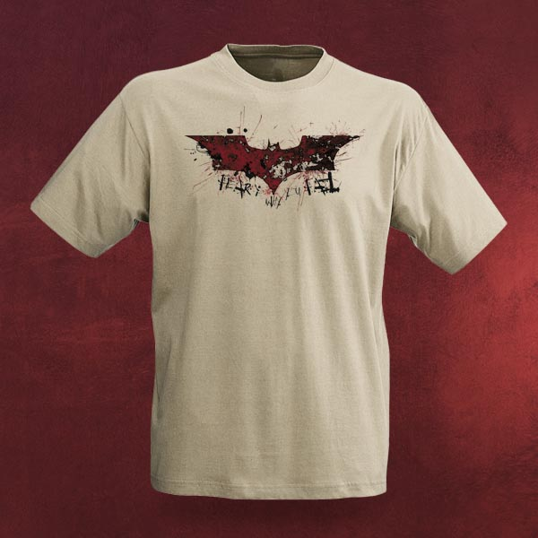 Fear - Batman Dark Knight Rises T-Shirt