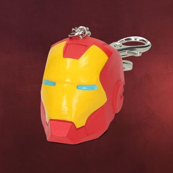 Iron Man - Helm 3D Schlüsselanhänger