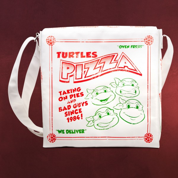 Ninja Turtles - Pizza Umhängetasche